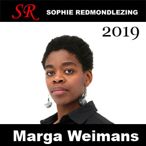 Marga Weimans keynote speaker Dr Sophie Redmondlezing 2019